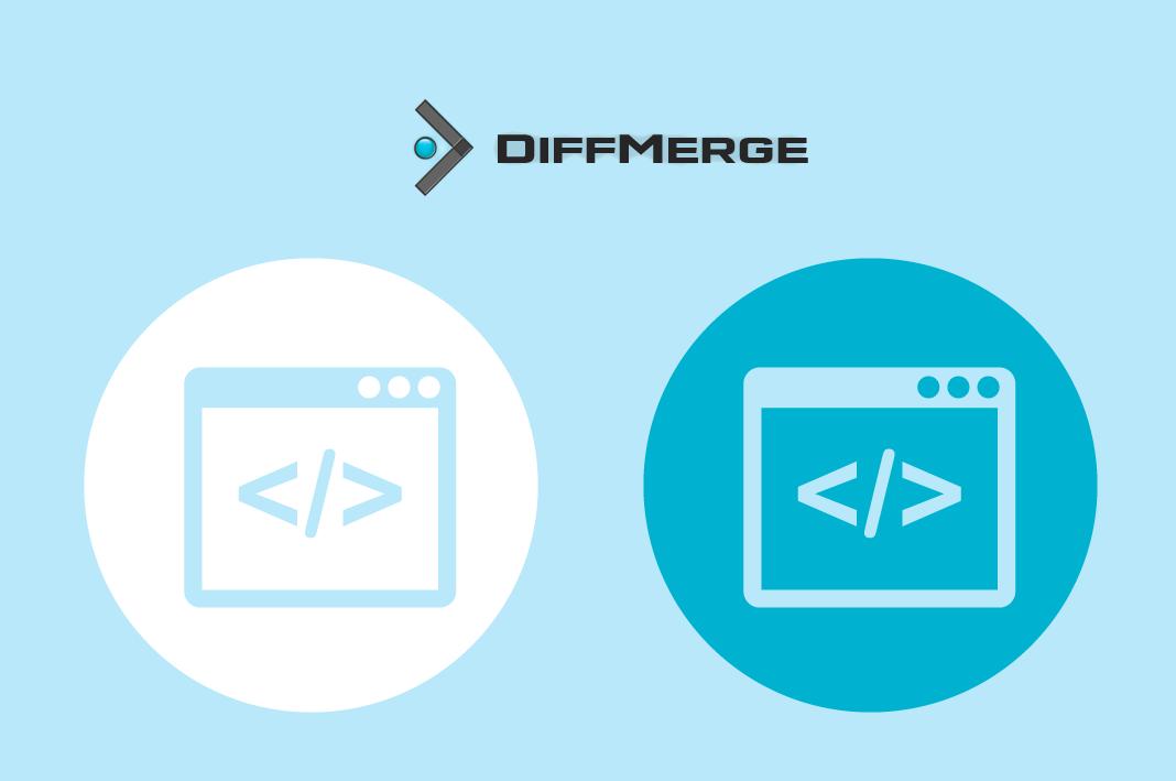 Diffmerge چیست و آموزش نصب diffmerge