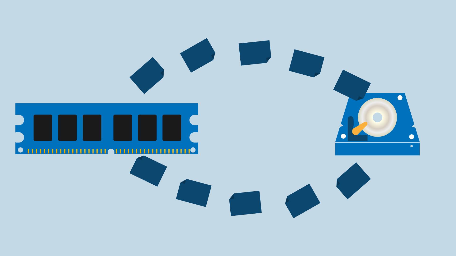 راه اندازی Swap برای سرور در حال کار