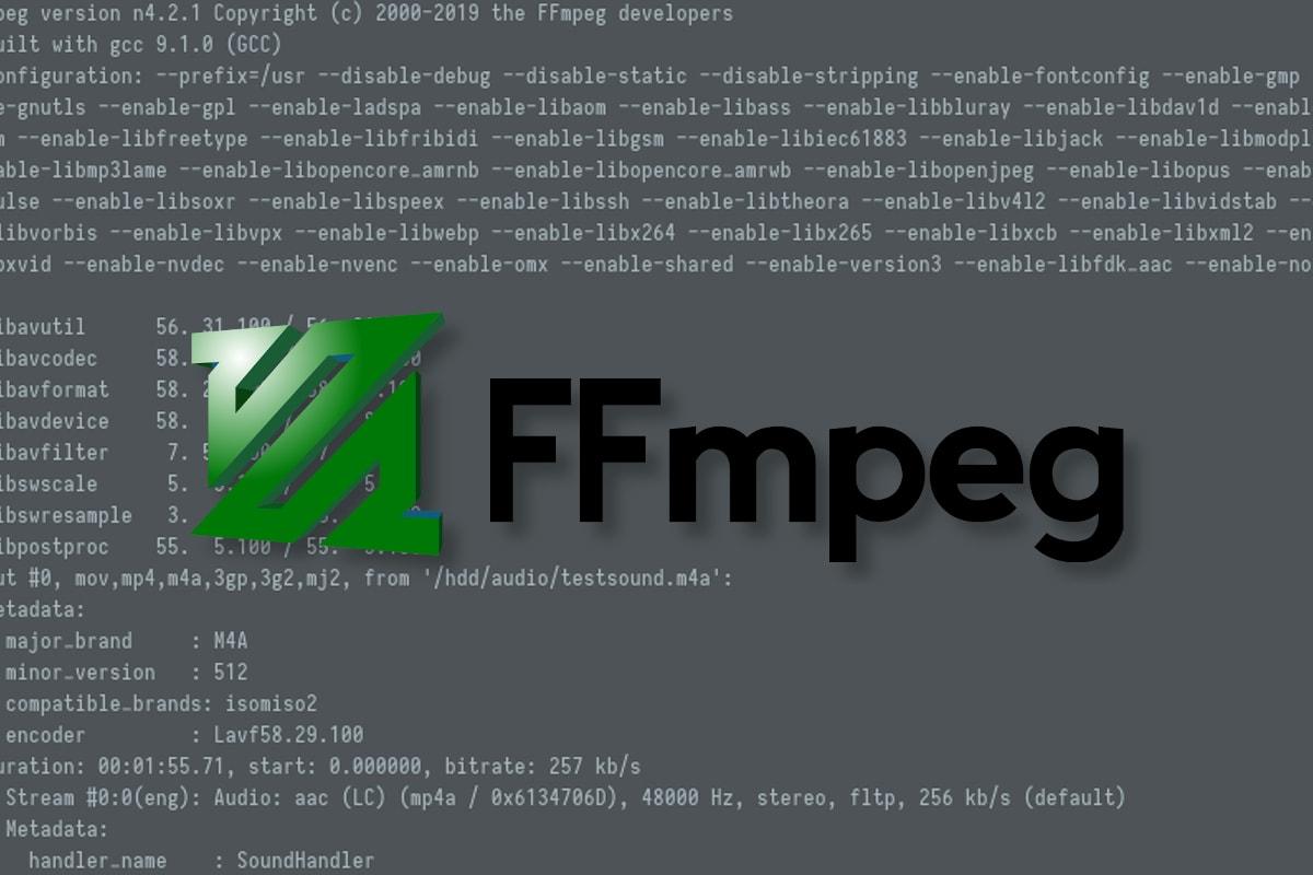 کم کردن حجم ویدیو با استفاده از ffmpeg
