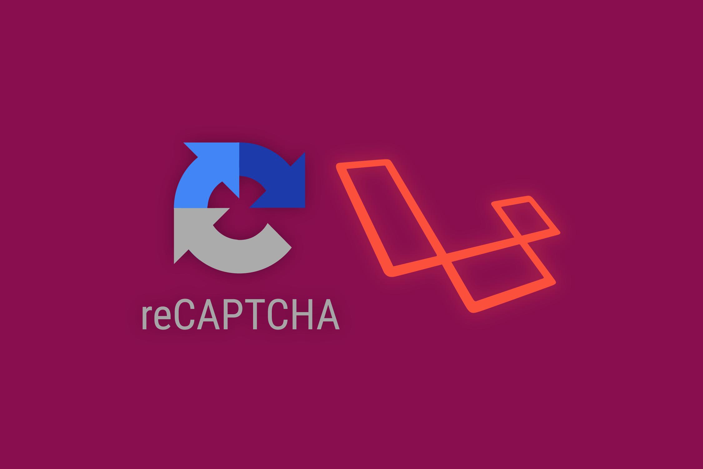 آموزش استفاده از Google Recaptcha در بخش ثبت نام لاراول